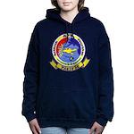 AEWBARRONPAC Women's Hooded Sweatshirt
