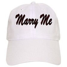 Marry Me Baseball Cap