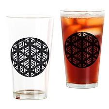 Archangel Cassiel4 Drinking Glass
