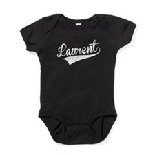 Laurent, Retro, Baby Bodysuit