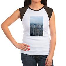 tokyo tv tower east Women's Cap Sleeve T-Shirt