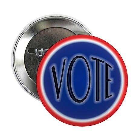 Retro Vote Nostalgia Button