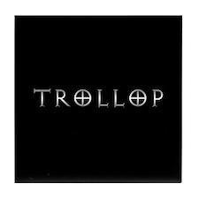 Trollop (F) Tile Coaster