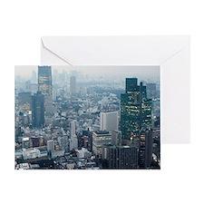 tokyo midtown Greeting Card