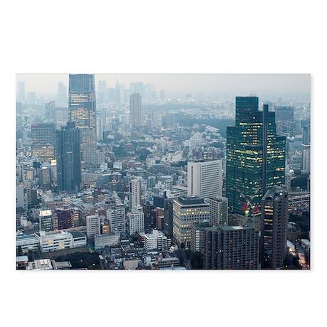 tokyo midtown Postcards (Package of 8)