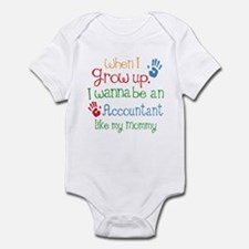 Accountant Like Mommy Infant Bodysuit
