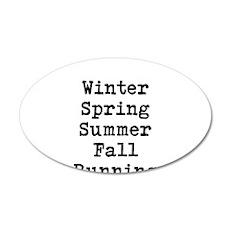 5 Seasons Wall Decal
