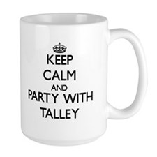 Keep calm and Party with Talley Mugs