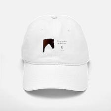 Horse Design by Chevalinite Baseball Baseball Cap