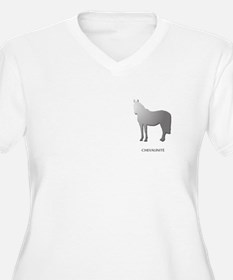 Horse Design by C T-Shirt