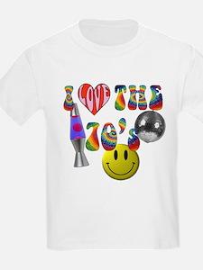 70's 2 T-Shirt