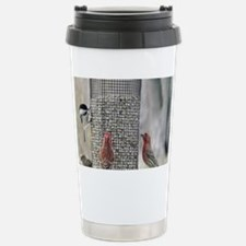 Wisconsin Birds at the  Travel Mug