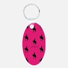 Horse Design by Chevalinite Keychains