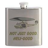 Helicopter Flask Bottles