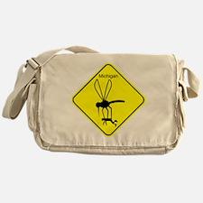 Mich State Bird Mosquito Messenger Bag