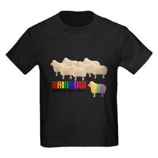 Rainbow Sheep T