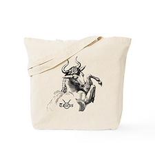 Tarurus Sign Tote Bag