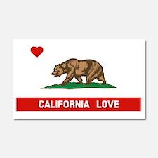 California Love Car Magnet 20 x 12