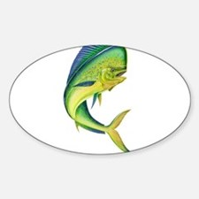 Unique Water Sticker (Oval)