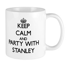 Keep calm and Party with Stanley Mugs