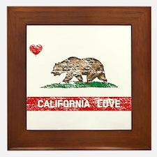 Cool California republic Framed Tile