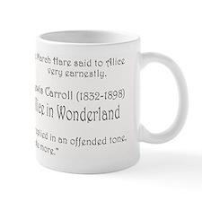 """""""Lewis Carroll"""" -  Mug"""
