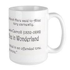 """Lewis Carroll"" -  Ceramic Mugs"
