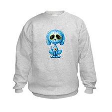 Blue Zombie Sugar Skull Puppy Jumpers
