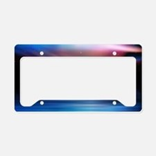 Northern Lights License Plate Holder