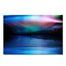 Northern Lights Postcards (Package of 8)