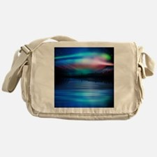Northern Lights Messenger Bag