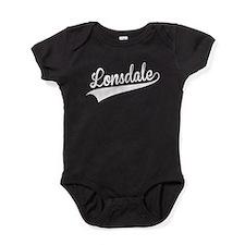 Lonsdale, Retro, Baby Bodysuit