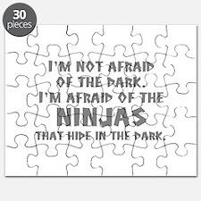I'm Not Afraid Of The Dark Puzzle
