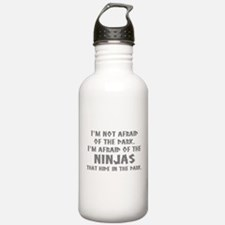 I'm Not Afraid Of The Dark Water Bottle