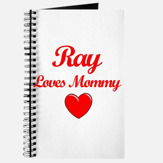 Ray Loves Mommy Journal