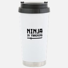 Ninja In Training Travel Mug