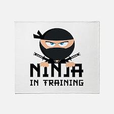 Ninja In Training Stadium Blanket