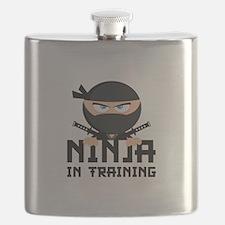 Ninja In Training Flask