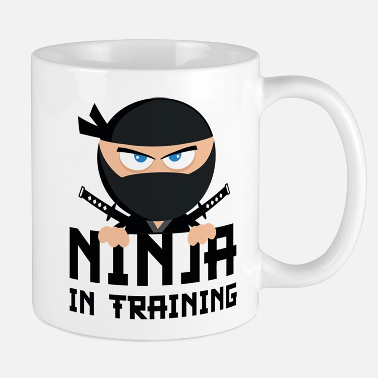 Ninja In Training Mug