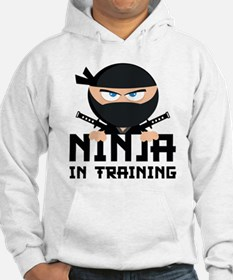 Ninja In Training Hoodie Sweatshirt