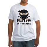 Ninja Fitted Light T-Shirts