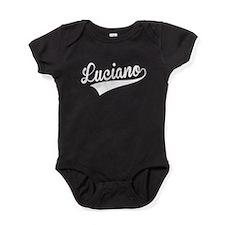 Luciano, Retro, Baby Bodysuit