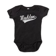 Maddox, Retro, Baby Bodysuit