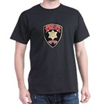 SF City College Police Dark T-Shirt