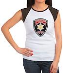 SF City College Police Women's Cap Sleeve T-Shirt