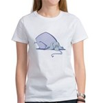 Droopy Pastel Elephant Women's T-Shirt