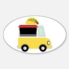 Taco Truck Decal