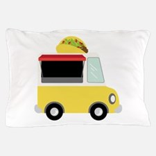 Taco Truck Pillow Case
