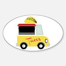 Tacos Decal