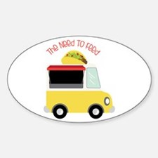The Need To Feed Decal